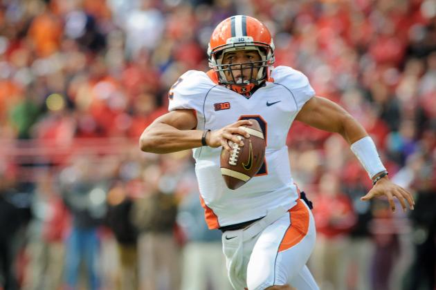Why Senior Quarterback Nathan Scheelhaase Is Fighting Illini Football MVP
