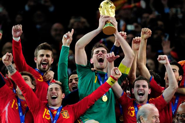 FIFA Should Allow Top Nations 2 Teams to Qualify for World Cup