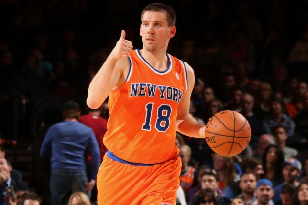 Beno Udrih Could Start for Injured Felton