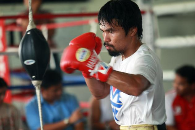 Who Does a Slugfest Favor: Manny Pacquiao or Brandon Rios?