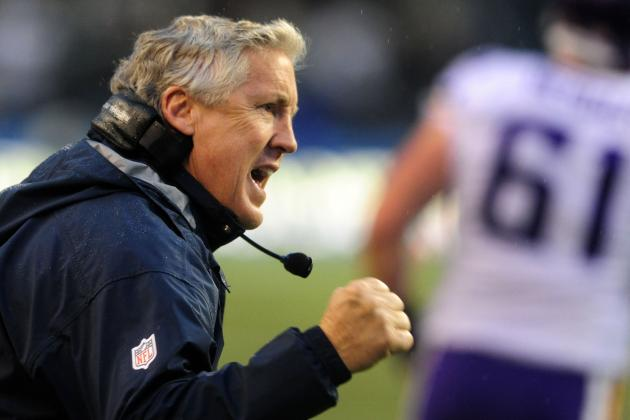 Seattle Seahawks: Pete Carroll Solidifies Coach of the Year Candidacy