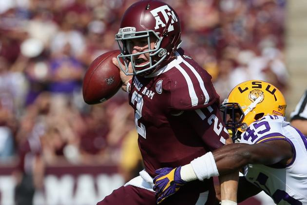 Texas A&M Aggies vs. LSU Tigers: Spread Analysis and Pick Prediction