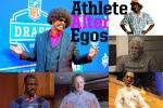 Hilarious Athlete Alter Egos