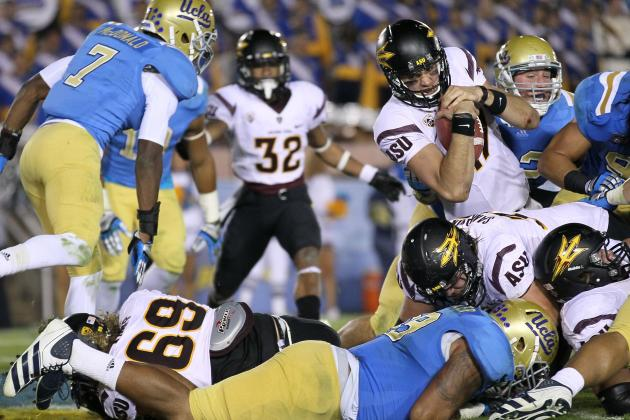Arizona State Sun Devils vs. UCLA Bruins: Odds Analysis and Pick Prediction