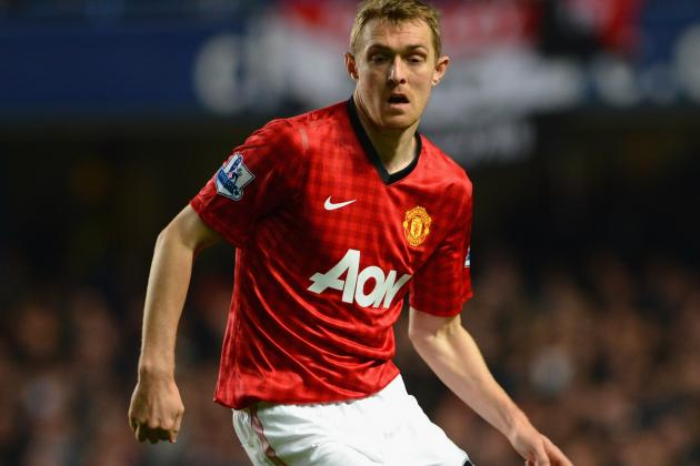 Manchester United Can't Bank on First-Team Return for Darren Fletcher