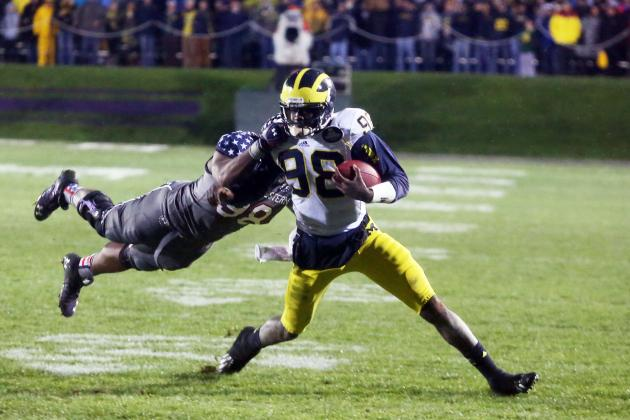 How Can Devin Gardner Salvage Michigan's Season?