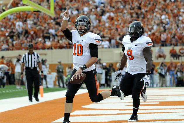 Is Oklahoma State BCS-Ready, or Just Ready to Be Exposed by Tough Final Stretch?
