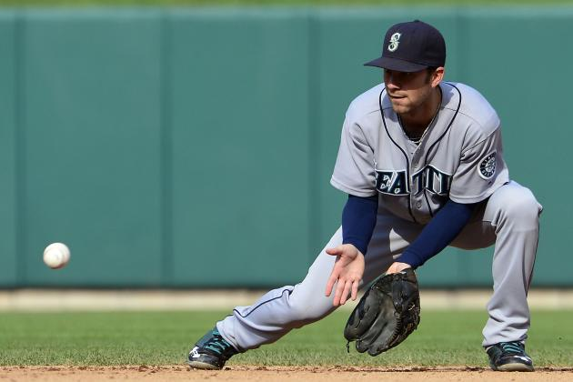 Mariners Hoping Franklin Sticks at Second Base