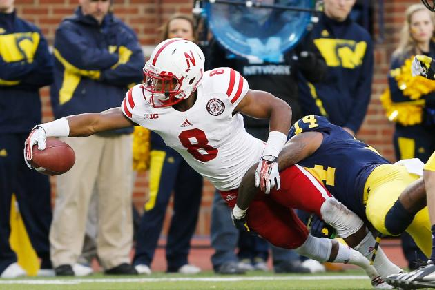 Nebraska Football: Why Ameer Abdullah Is Cornhuskers' MVP for 2013