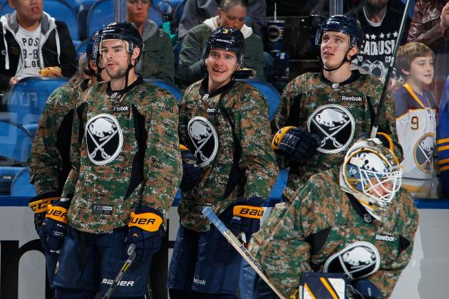 Buffalo Sabres: The Rebuild Continues Without the Youth
