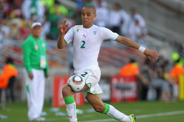 GIF: Algeria's Madjid Bougherra Scores vs. Burkina Faso in World Cup Playoff