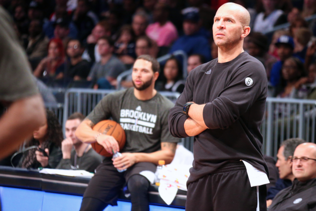Jason Kidd's Competence Quickly Becoming Brooklyn Nets' Biggest Question Mark