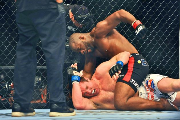 UFC 167 Fallout: Rashad Evans and the State of the Light Heavyweight Division