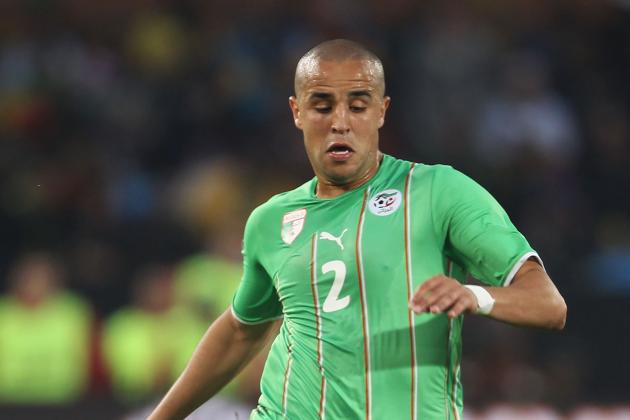 Algeria vs. Burkina Faso: World Cup Play-off Score, Recap and Stats