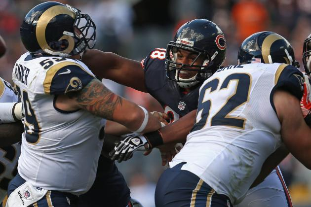 Chicago Bears vs. St. Louis Rams: Spread Analysis and Pick Prediction
