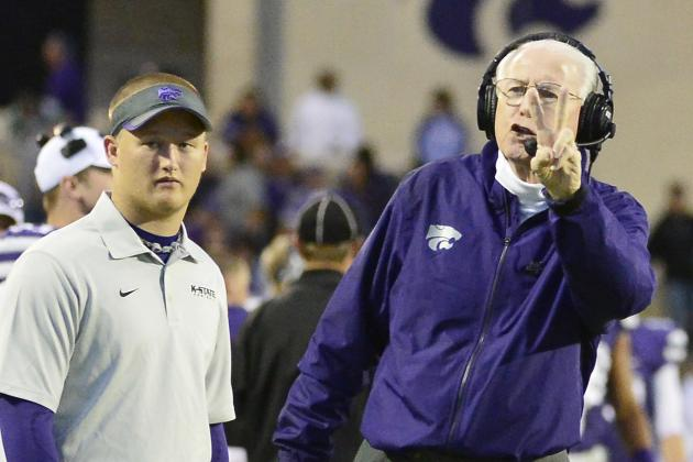 Big 12 football notebook: Bill Snyder's not-so-secret to beating Baylor