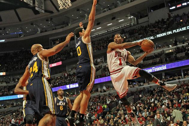 Derrick Rose Is Only Thing That Will Make or Break Chicago Bulls