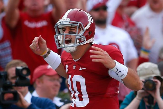 Alabama Football: Why AJ McCarron Is Tide's MVP for 2013