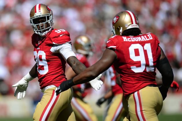 Dissecting Most Crucial Matchups in 49ers Week 11 Contest Against Redskins