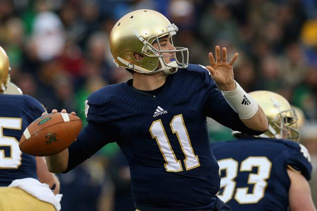 Notre Dame Football: Why Tommy Rees is Irish's MVP for 2013