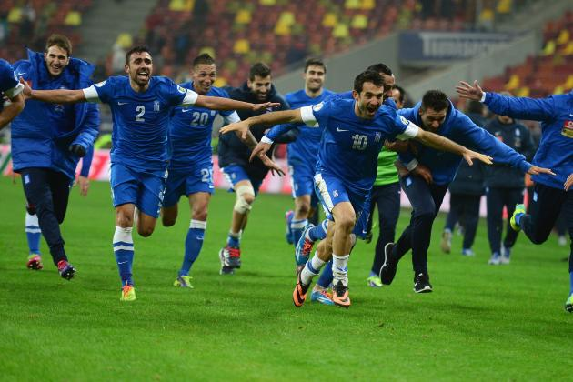 Romania vs. Greece: Score, Grades and Post-Match Reaction