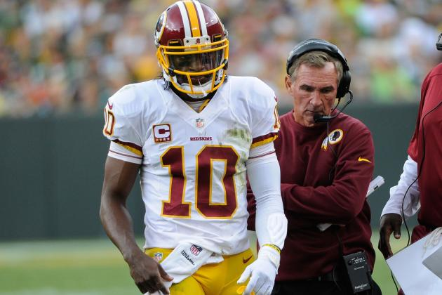 Should the Redskins Be Concerned About the State of Their Locker Room?
