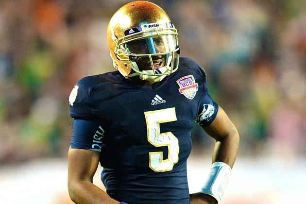 Everett Golson Officially Readmitted to Notre Dame