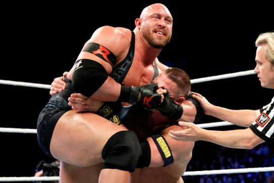 Report: Heat on Ryback for Doing Bill Goldberg's Moves?