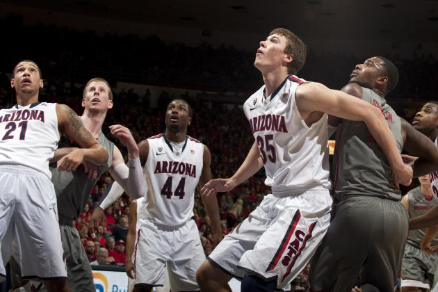 Arizona Basketball: Can Ashley, Tarczewski Live Up to Potential as Sophomores?