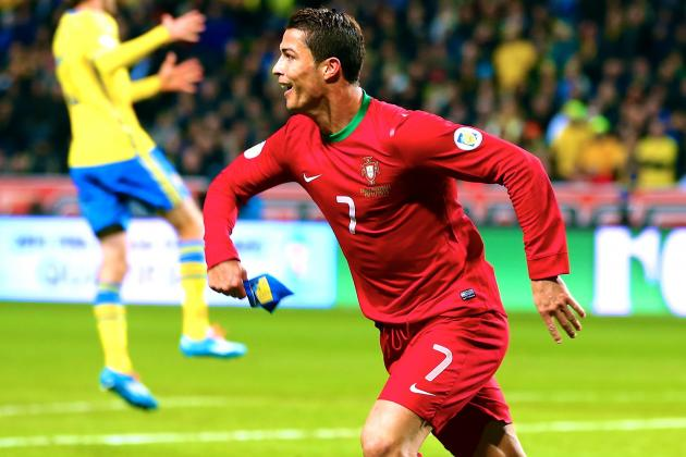 Sweden vs. Portugal: Score, Grades and Post-Match Reaction