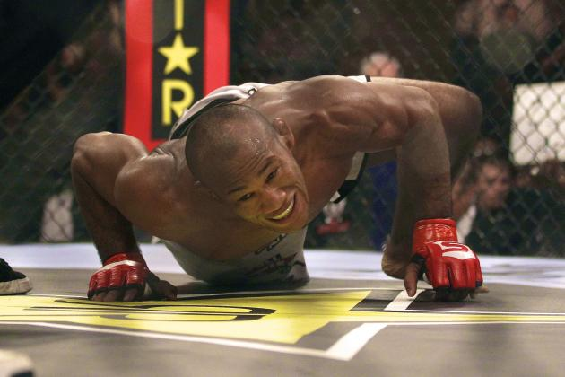 UFC Fight Night 36: Jacare Souza vs. Francis Carmont Booked for Co-Main Clash