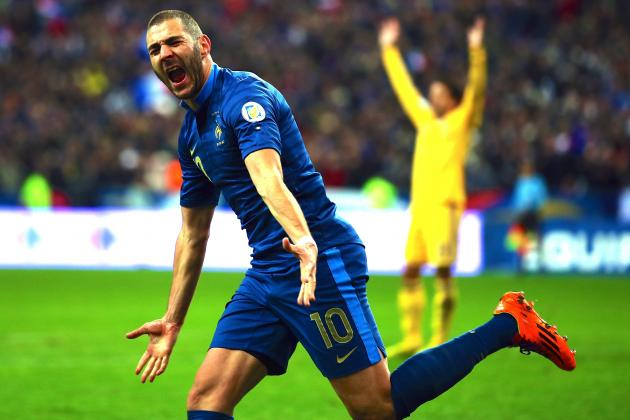 France vs. Ukraine: Score, Grades and Post-Match Reaction