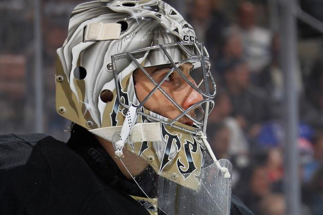 Report Card for Marc-Andre Fleury at Quarter Mark of 2013-14 Season