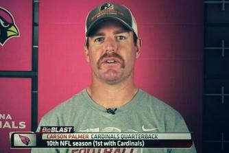 Palmer Rocks Fantastic Handlebar Mustache