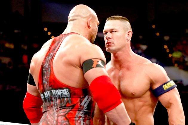 WWE Rumors: Examining Latest Buzz Around John Cena, Ryback and More