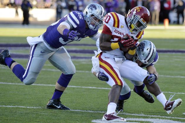 Kansas State Prepares for OU Without Zimmerman