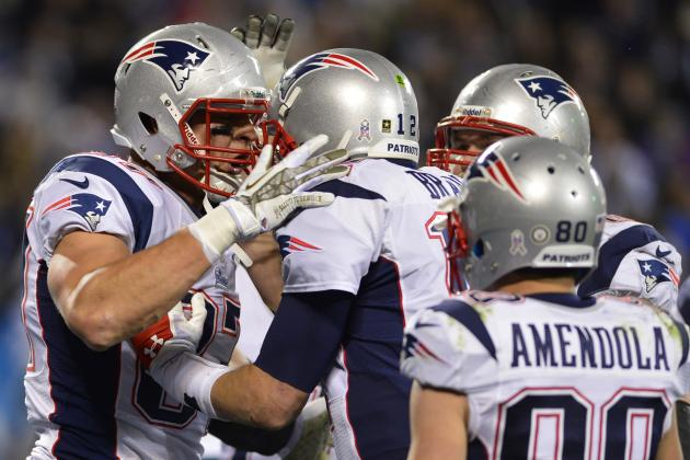 Patriots Offense, Defense Switching Roles as 2013 Season Progresses
