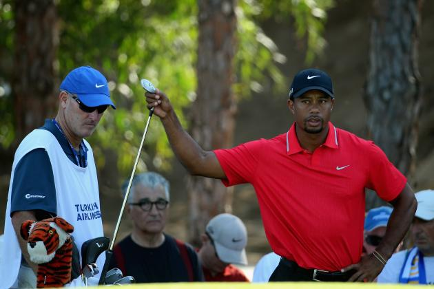 Tiger Woods, Phil Mickelson and the 10 Biggest Golf Surprises of 2013