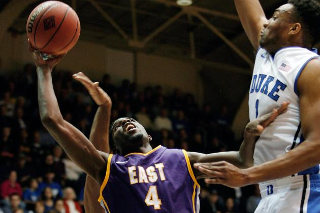 NCAA Gamecast: East Carolina vs. No. 6 Duke