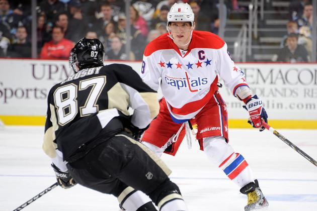 All is Right in the Hockey World With Penguins-Capitals Division Rivalry Renewed