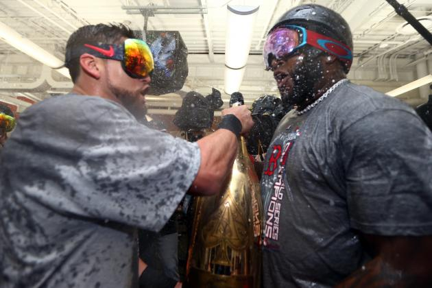 Would Red Sox Not Bringing Back Free Agents Hurt Championship Chemistry?