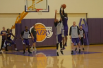 Kobe Shows Vintage Swagger in Practice, Takes Dig at ESPN