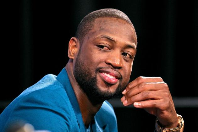 Dwyane Wade Sells Sitcom to Fox, Scouting for 'Handsome' Actor