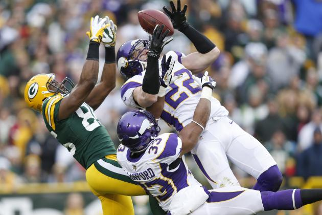 Why the Minnesota Vikings Struggle to Generate Interceptions on Defense