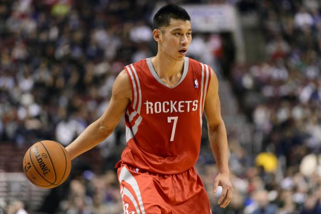 Jeremy Lin's Recent Stardom Proves Rockets PG Is Best Suited for 6th Man Role