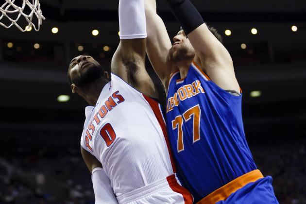 Video: Bargnani Throws It Down over Pistons