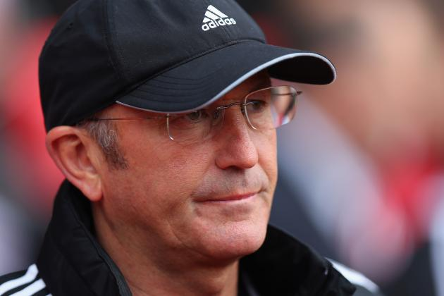 Tony Pulis Officially Announced as New Crystal Palace Manager