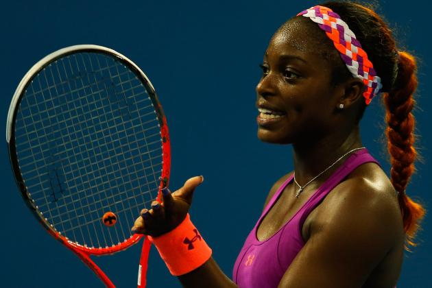 Stephens Hires Federer's Ex-Coach on Trial Basis