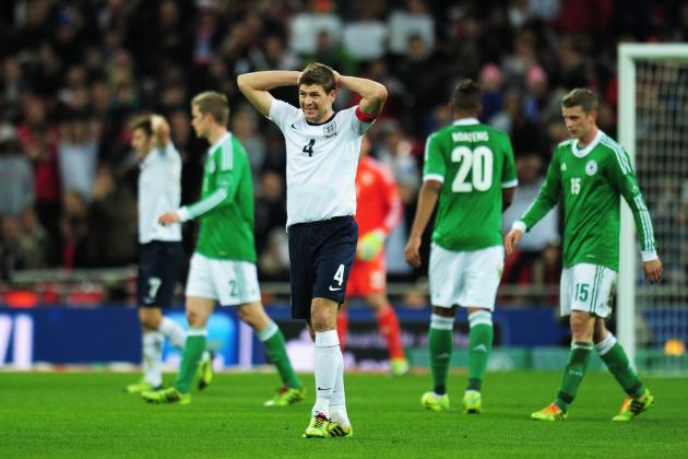 Critical Germany Remind England It's About Performances, Not Results, Right Now