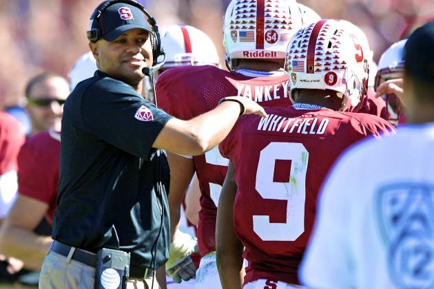 Pac-12 Football Notebook: David Shaw Talks Play-Calling